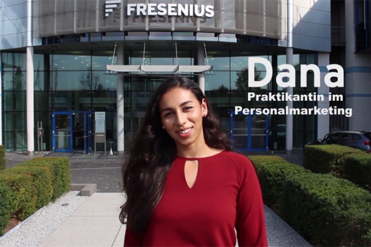 Workplace Insight! Praktikum bei Fresenius.